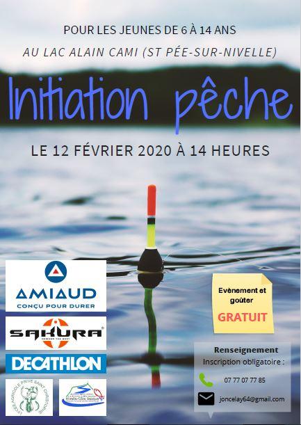 Initiation Pêche
